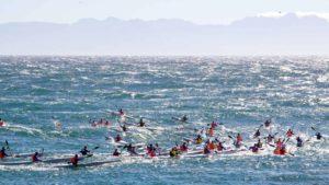 FENN, Cape Town,surfski