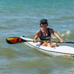 fenn,fenn france,surfski,kayak,blue fin