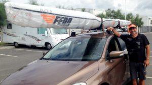 fenn,fennfrance,surfski,kayak