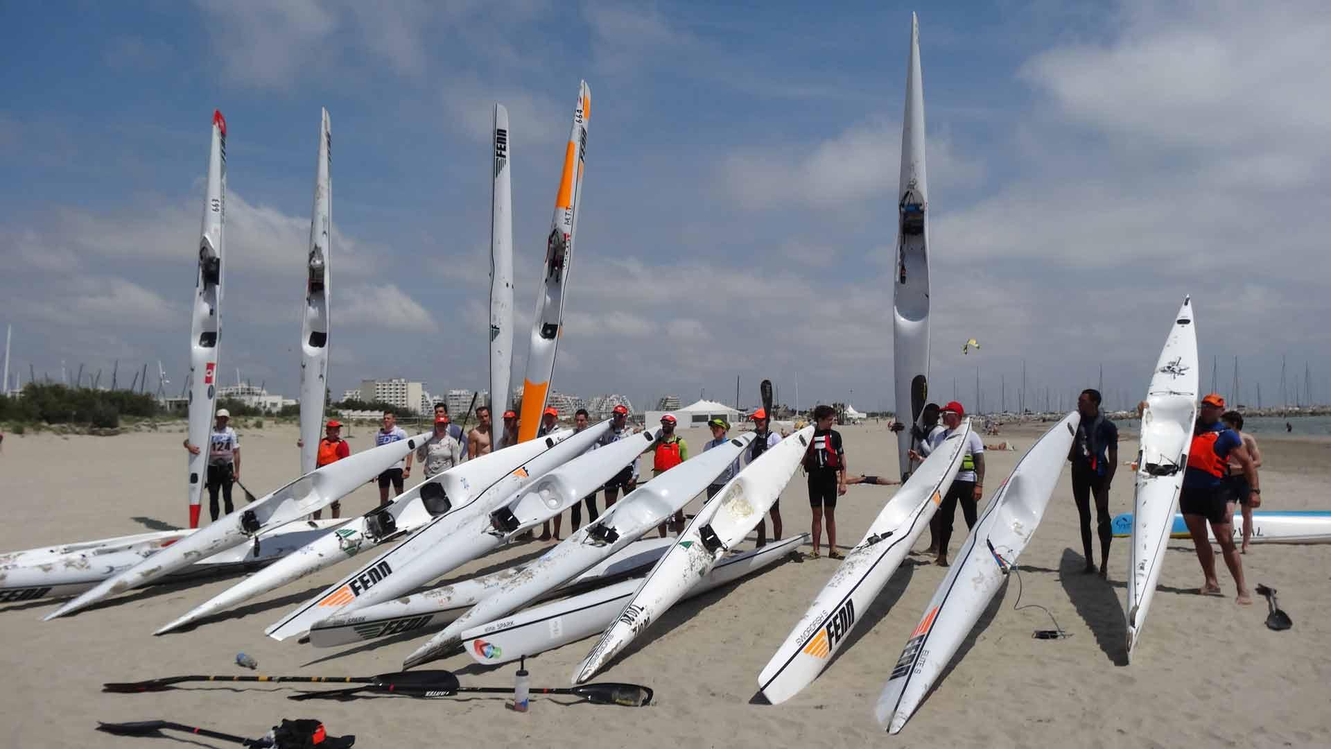 Calendrier 2020 Surfski France, Espagne, Europe, …