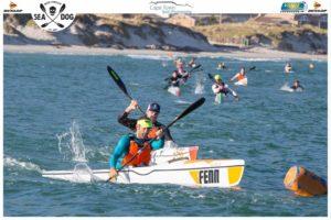 Fenn, Yannick Lahousse, Sea dog,Cape town sport photography