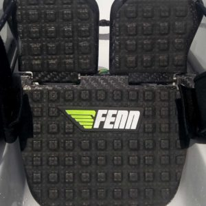 cale pied, pad, protection, Fenn, surfski, kayak