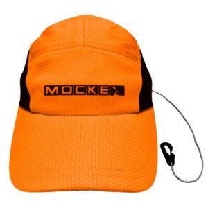 Casquette Mocke Orange, fan Cap