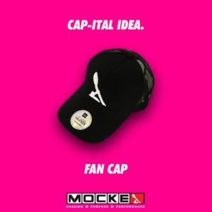 Fan Cap Mocke