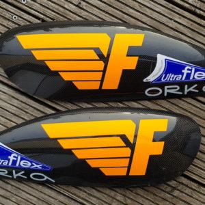 Orka Ultraflex paddle